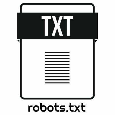 robot txt file
