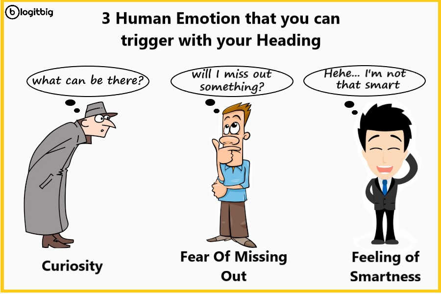 Human emotion- clickbait